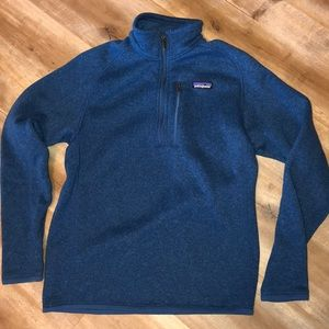 Patagonia Better Sweater Pullover Fleece jacket s
